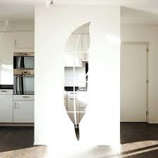 miroir chambre fille miroir chambre affordable minch diy miroir style plume mur