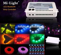 smart digital led strip light controller music stage lighting