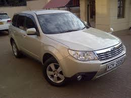 forester subaru 2009 nairobimail subaru forester 2009 fully loaded 2000cc awd gold
