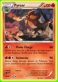 pyroar steam siege 23 card
