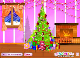 decorate a tree free interactive to