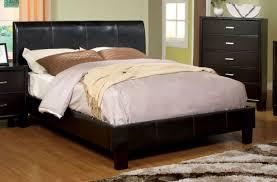Queen Size Platform Bed Villa Park Queen Size Platform Bed Cm7007 Q Savvy Discount Furniture
