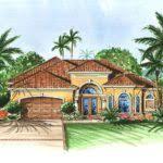home design florida mediterranean modern home plans florida style designs homeplans
