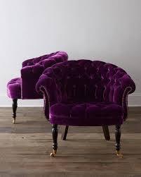 microfiber chair damask velvet tufted and velvet