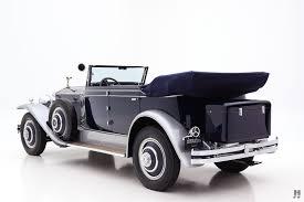 rolls royce vintage convertible 1930 rolls royce phantom i newmarket phaeton hyman ltd classic cars