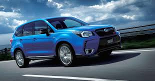 2018 subaru forester lifted forester ts coming to australia sti tuned suv locked in for 2016