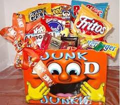 junk food gift baskets gift basket and flower ideas product options