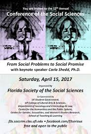 you u0027re invited 12th annual conference of the social sciences