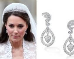 kate middleton earrings kate middleton earrings etsy
