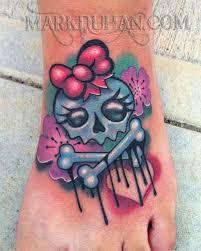 104 best skull tattoos images on skull tattoos sugar