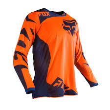 junior motocross racing fox racing 2016 youth 180 race jersey orange blue available at