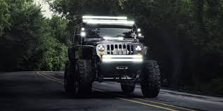 jeep jku lifted ripper