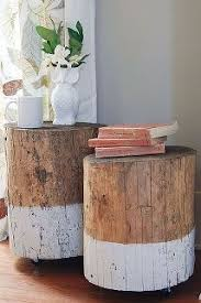Tree Stump Nightstand Best 25 Stump Table Ideas On Pinterest Tree Stump Table Tree