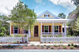 Light Yellow House by Custom Homes Gallery Jacksonville Beach Homes Glenn Layton