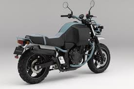 black honda motorcycle honda u0027s bulldog citybike concept is a bruiser with storage to spare
