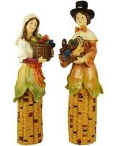 thanksgiving pilgrim figurines 10 inch new shopping special thanksgiving 12 figurine set pilgrim