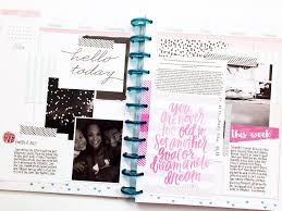 Journal Decorating Ideas by 9 Best Memory Planning Images On Pinterest Happy Planner
