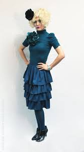 halloween costumes in your closet effie trinket tutorial u2013 cable