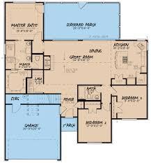 garage floor plans with bonus room 193 1033 floor plan main level house plans pinterest