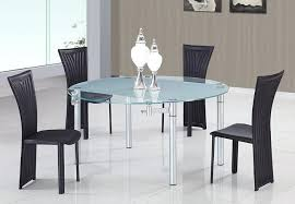 Glass Top Dining Room Sets by Dining Table Set Glass Top U2013 Mitventures Co
