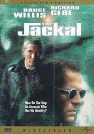 the jackal dvd new region 2 u0026 4 starring richard gere