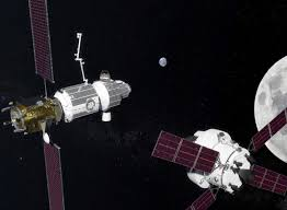 nasa eyeing mini space station in lunar orbit as stepping stone to