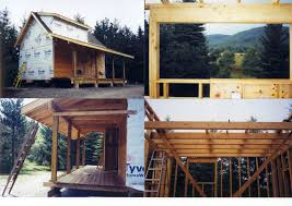 free cabin plans with loft 16x24 post and pier cabin