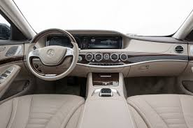 2015 mercedes s class interior 2015 mercedes s550e phev review test motor trend