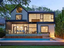 photo 7 of 16 in 15 modern additions to traditional homes from