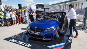 top motogp qualifier to win this bmw m4 cs