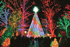 christmas lights in missouri 10 incredible places to see christmas lights across the country