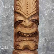 tribal wood carving for sale 11591 the taxidermy store
