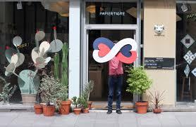 La Boutique Du Placard by La Boutique De Paris Papier Tigre
