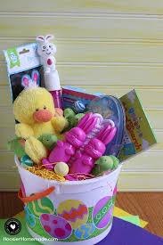 baskets for easter easy easter baskets for kids hoosier