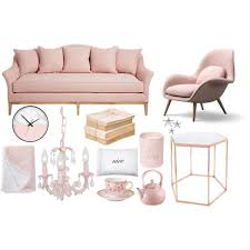 Rose Gold Home Decor by Rose Gold Home Polyvore