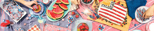 4th of july party recipes 2017 food ideas for the fourth of july