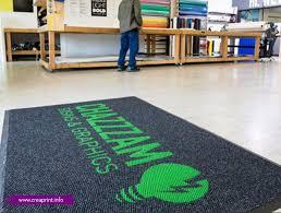printed floor mat creative printing house