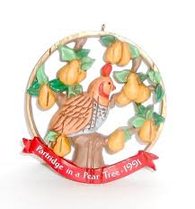 17 partridge ornaments christmas 12 days of christmas party and