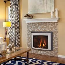 Gas Mantle Fireplace by Best 25 Gas Fireplace Insert Prices Ideas On Pinterest Gas
