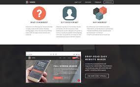 html header design online mobirise web builder bootstrap tutorial
