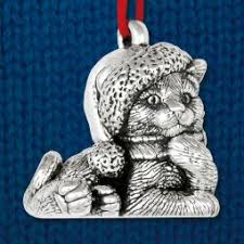 cat of mine sterling collectables