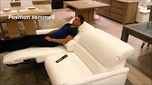 magasin de canapé cuir canapé cuir relaxation rémus 180cm magasin meubléa nort sur erdre
