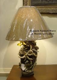 nautical table lamps skipjack nautical wares