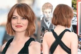 graduated bob with fringe hairstyles the hottest bob haircuts of the moment