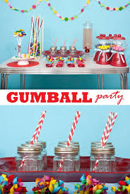 gumball party favors gumball birthday party ideas the celebration shoppe