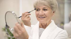 how to deal with common aging skin issues makeup tips for older