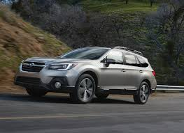 2018 subaru outback barely messes with a good thing