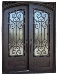 wrought iron door ebay