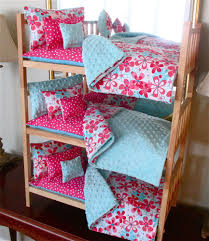 American Made Bunk Beds Doll Bunk Bed American Made For 18 Doll Like American With