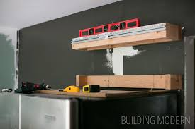 how to build a cabinet around a refrigerator refrigerator cabinet cleat